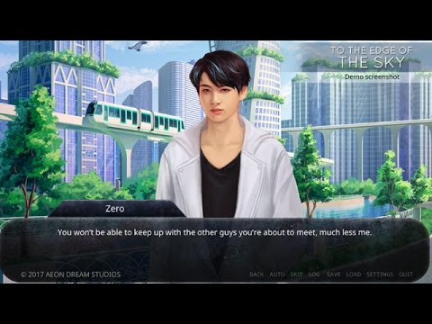 Let's play! BTS VIDEO GAME : TO THE EDGE OF THE SKY