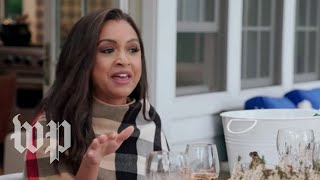 Eboni K. Williams examines being called 'angry' on 'Real Housewives of New York'