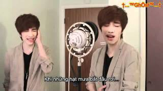 [Vietsub] On rainy days (English ver)