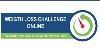 Online 4 week Weight Loss Challenge