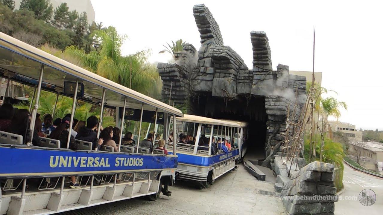 King Kong 360:3D at Universal Studios Hollywood - YouTube