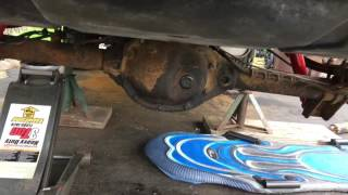 Jeep Cherokee Floor Replacement Part 3