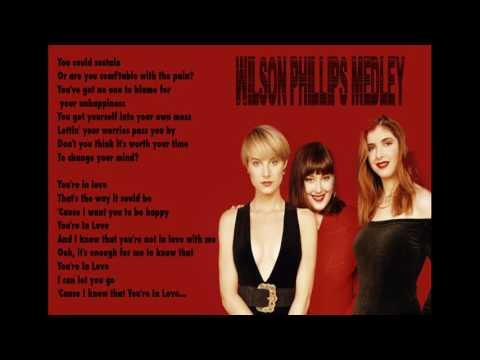 Wilson Phillips Medley Karaoke
