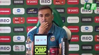 Conferência de Imprensa de Antevisão: Sporting CP x Rio Ave FC