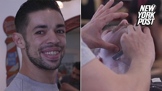 How This Barber With Tourette's Syndrome Overcomes Twitches and Tics   New York Post