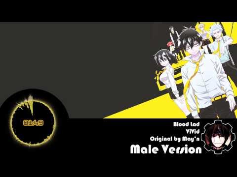 Blood Lad OP - ViVid [Male Version]