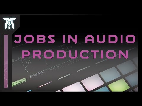 The Best Jobs in the Audio Industry