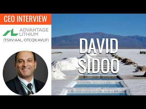 Advantage Lithium CEO: We've got the lowest enterprise value, lowest market cap