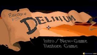 Escape from Delirium gameplay (PC Game, 1995)