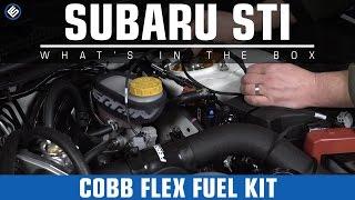 COBB Tuning Flex Fuel - Subaru Install/Review