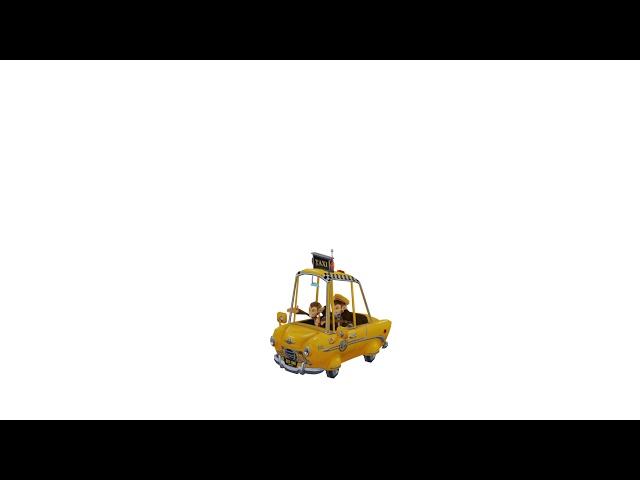 Drive me Bananas - Taxi Animations