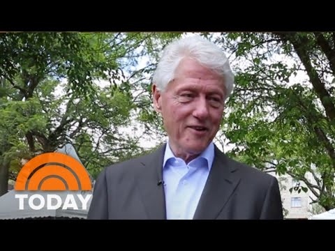 Clinton Defends Foundations Foreign Money | TODAY