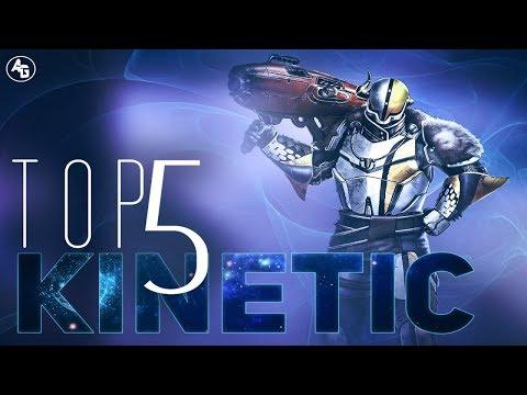 Destiny 2 - Top 5 Best Kinetic Primaries
