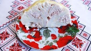 Цветная капуста рецепт с мясом в духовке Как приготовить цветную капусту Цвітна капуста рецепти