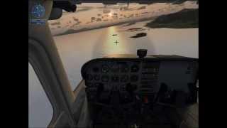 Flight Simulator X - [Mission] Sitka Approach - Hawaii