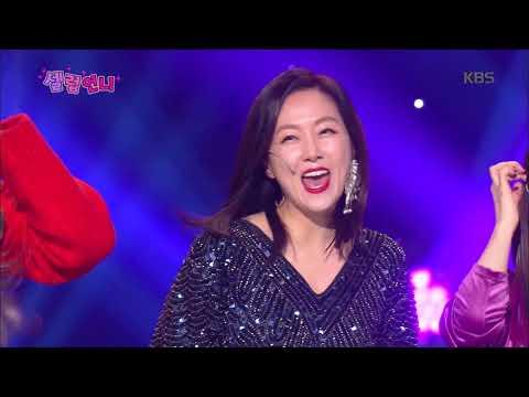 쇼핑 완판녀 김지혜 등장! [셀럽 언니] [개그콘서트/gag concert] 20191207