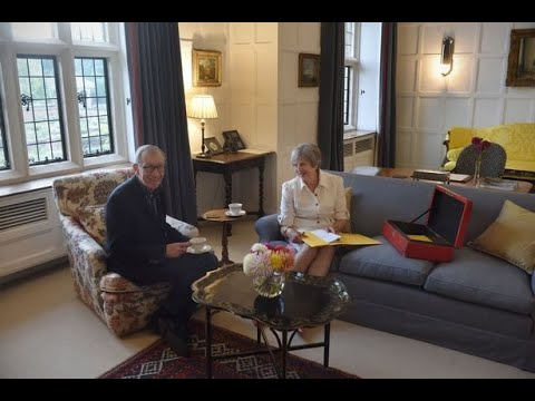 Inside No 10: Deal or No Deal? BBC Theresa May