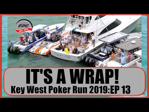 Key West Poker Run 2019 - Episode 13