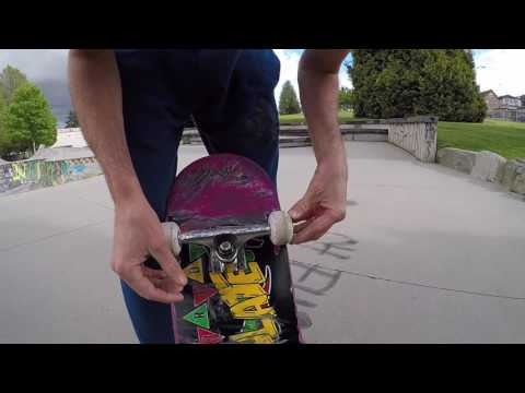Primitive Skateboards Wheel Review