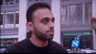Local NBC Affiliate Coverage of Portland Bomb Scare