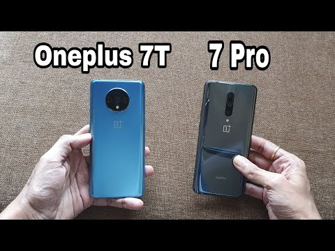 My New Phone - Oneplus 7 Pro vs Oneplus 7T | Which Phone To Buy