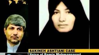 Irã suspende apedrejamento de Sakineh para revisar caso