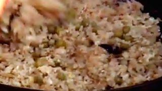 Готовим Китайский рис с овощами Видео рецепт