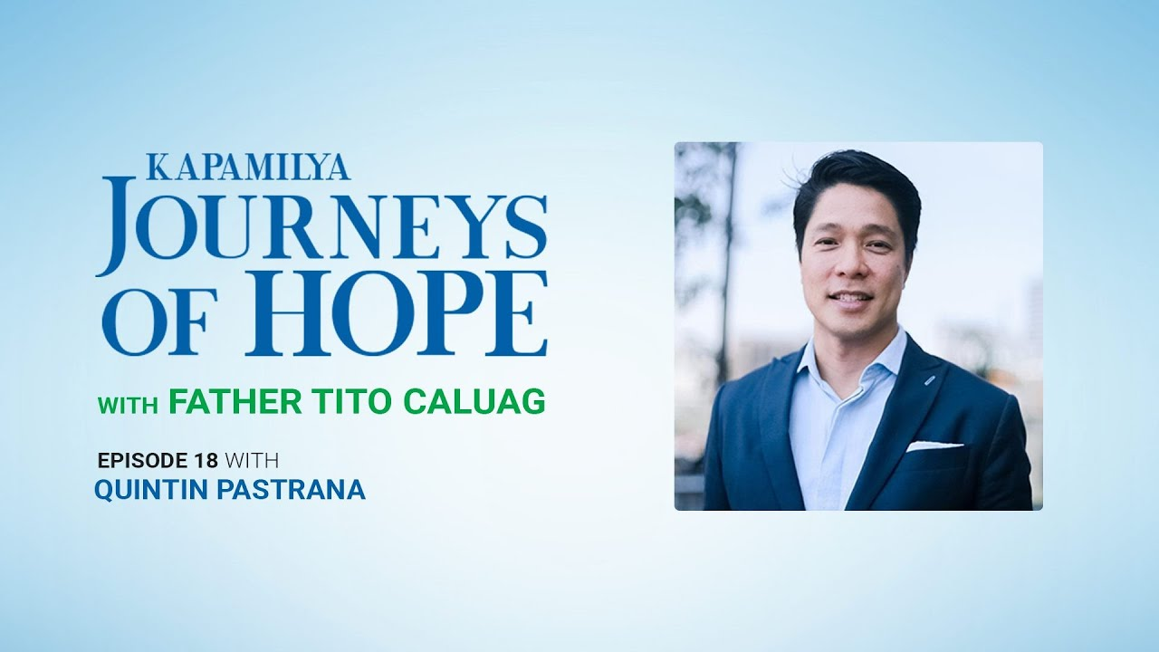 Quintin Pastrana shares his story of salvation through reading & books | Kapamilya Journeys of Hope
