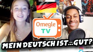 AMERICAN SURPRISES Strangers With German Skills on OMEGLE!!
