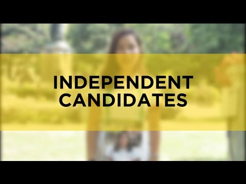 Right Click In-Depth with Independent Candidates