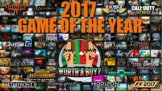 Game of the Year 2017 - Worthabuy?