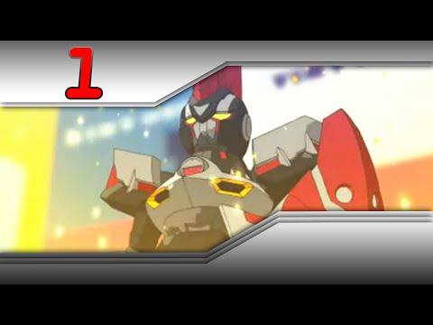 1 - Let's Play: Danball Senki - LBX W: Chou Custom [3DS]