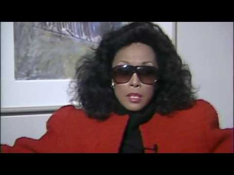 Diahann Carroll talks about early childhood abandonment and Dynasty.