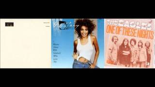 Pet Shop Boys vs. Whitney Houston vs. Eagles - I Wanna Dance With One Of These On My Mind