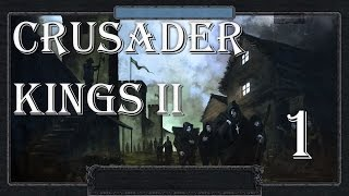 Crusader kings 2 - Charlemagne - Ireland - Ep 1 - (PC HD) [1080p]