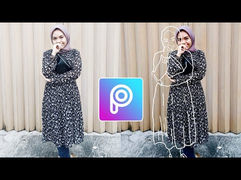 HOW TO : TUTORIAL EDIT FOTO KEREN DI ANDROID, EDIT FOTO SKETCH thumbnail