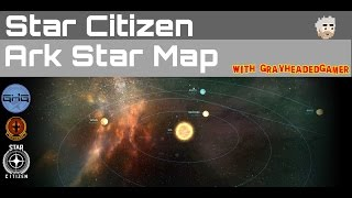 GhG First look - Ark Star Map