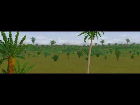Dinosaur Safari (Late Jurassic) Clip #13: Ceratosaurus