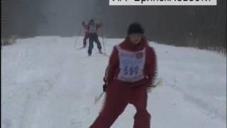 Массовая лыжня в Новозыбкове продолжилась народными гуляньями у костров