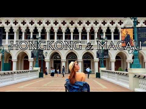 HONGKONG & MACAU TRAVEL VIDEO