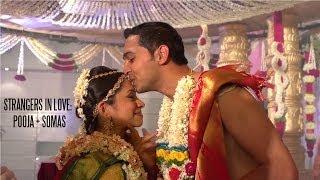 strangers in love pooja somas the tamil iyer wedding