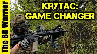 How Krytac Changed the Airsoft Industry