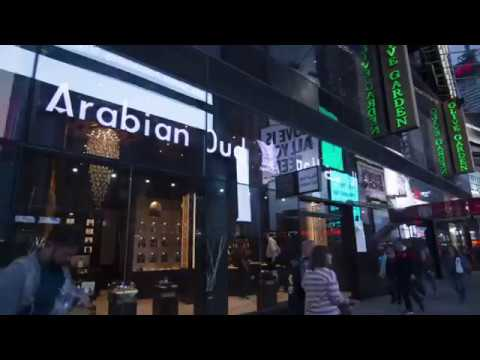 arabian oud in New York