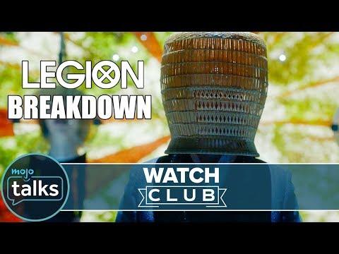 Legion Season 2 Episode 8 BREAKDOWN - WatchClub