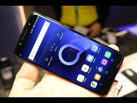 Смартфон Alcatel 3X 5058 замена модуля экрана