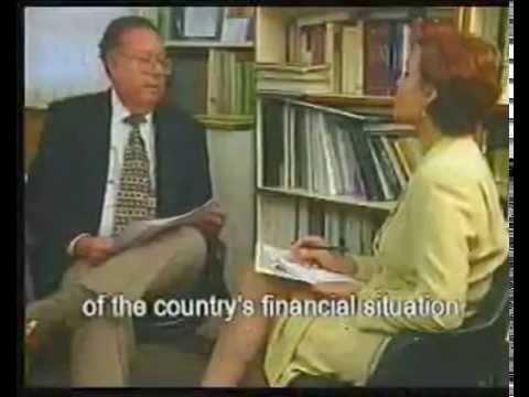 """Las """"Finanzas"""" en la Cuarta República - Un caso de muchos."""