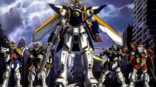 Gundam Narration Part 3 (Campbell Lane) - Endless Waltz