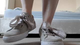 Puma Suede Sneakers for sale.