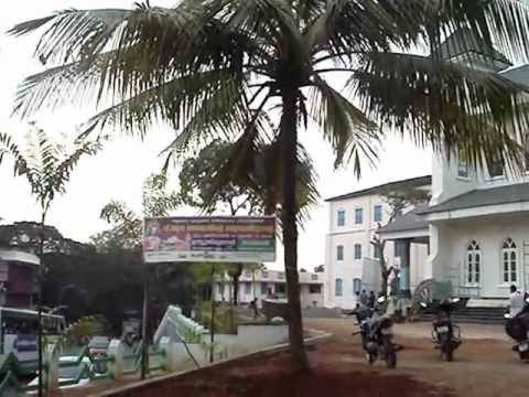 ST  FRANCIS  XAVIER CHURCH ALUVA 07102012 Video By HYGNES JOY PAVANA  MOV02194