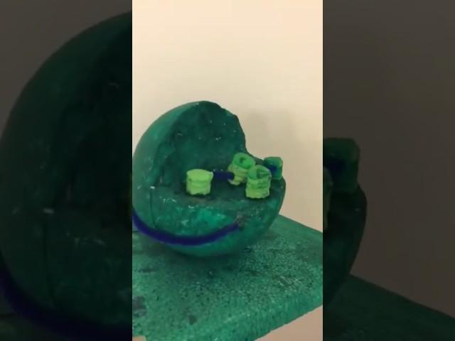 cloroplasto maqueta